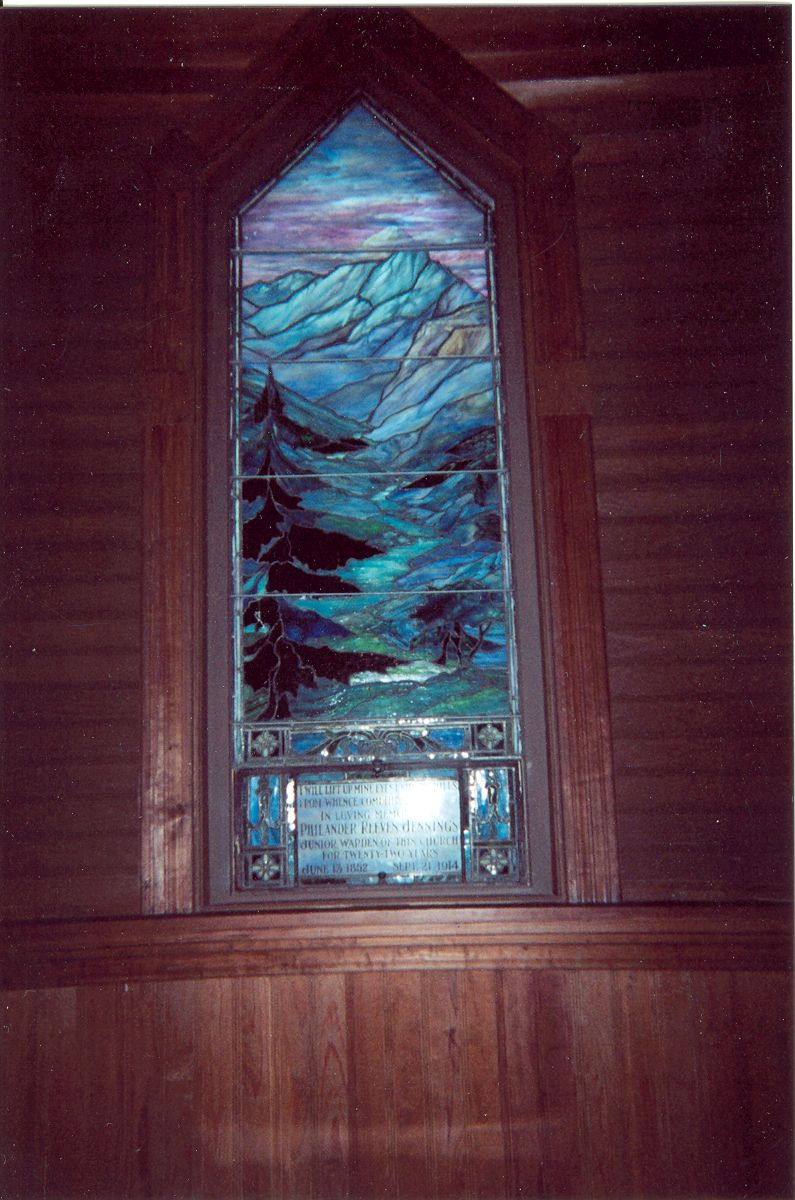 Image of St. Matthews window