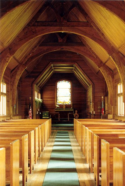 Image of St. Matthews interior